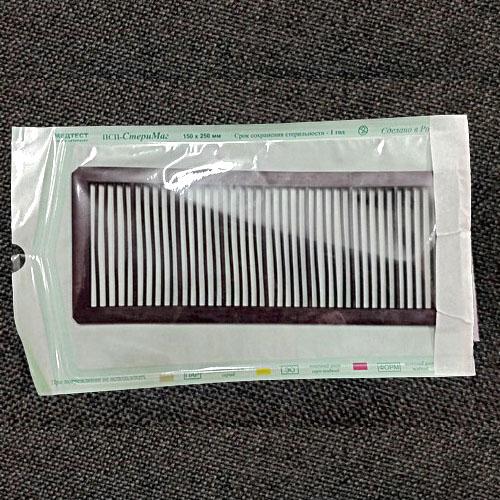 Стерильная упаковка для сетки