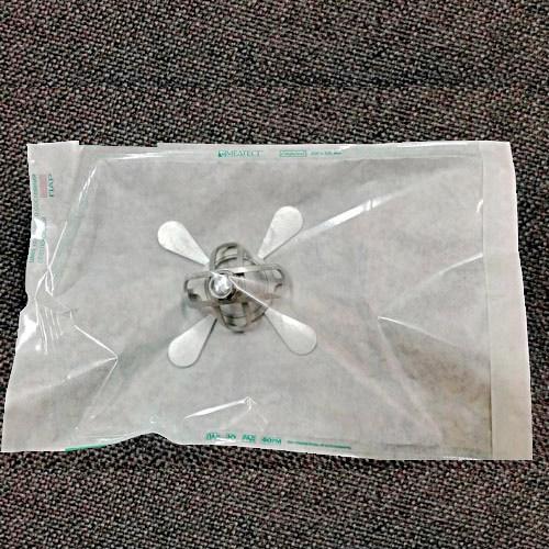 Стерильная упаковка изделия МИРС